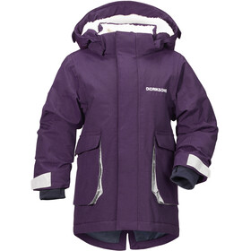 Didriksons 1913 Indre Parka Kids Berry Purple